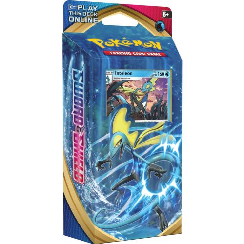 Pokemon TCG: Sword & Shield Inteleon Theme Deck